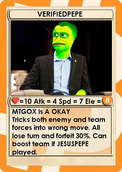 Rare Pepe - VERIFIEDPEPE