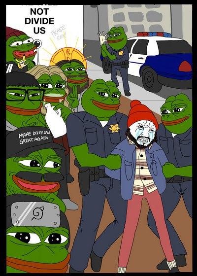 Rare Pepe - HWNDUPEPE