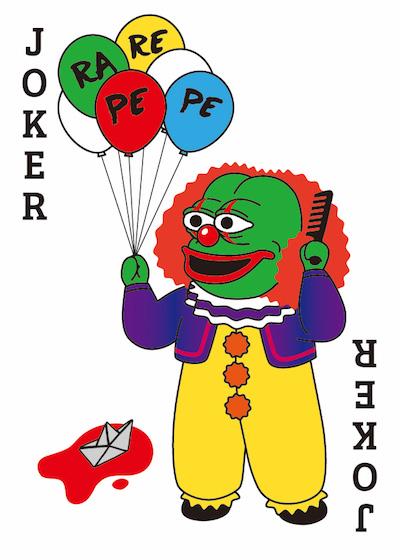 Rare Pepe - JOKERPE