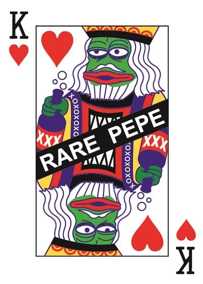 Rare Pepe - KKPEPE