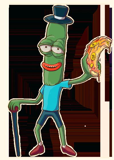 Rare Pepe - MRPPBUTTHOLE