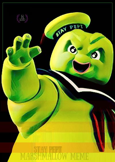 Rare Pepe - MRSTAYPEPT