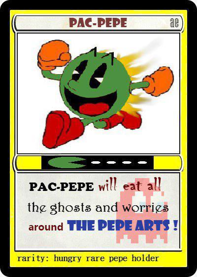 Rare Pepe - PACPEPE