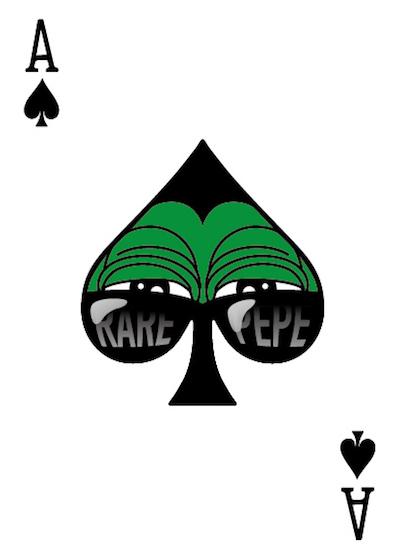 Rare Pepe - PEPEAA