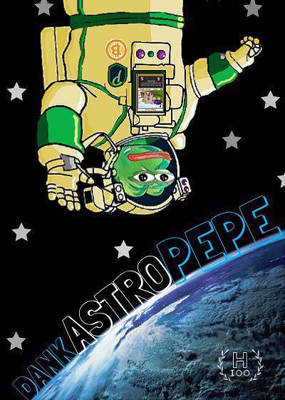 Rare Pepe - PEPEASTRO