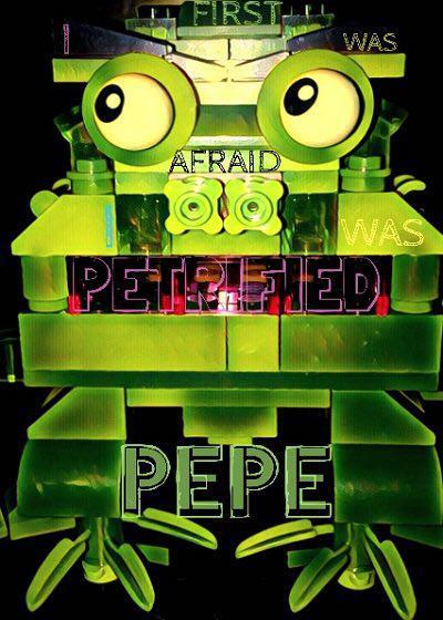 Rare Pepe - PEPEBRICK