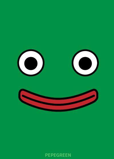 Rare Pepe - PEPEGREEN