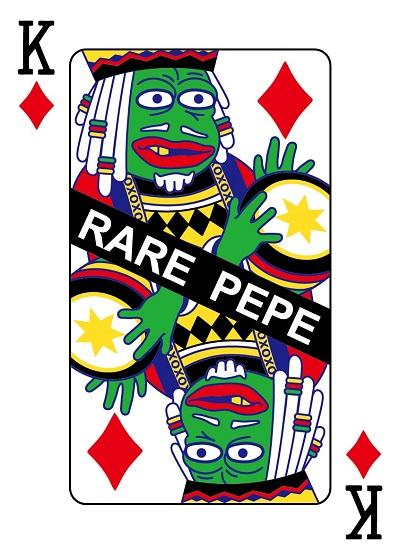 Rare Pepe - PEPEKK