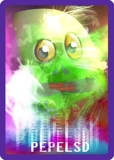 Rare Pepe - PEPELSD