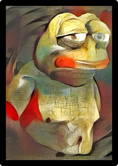 Rare Pepe - PEPEMIRO