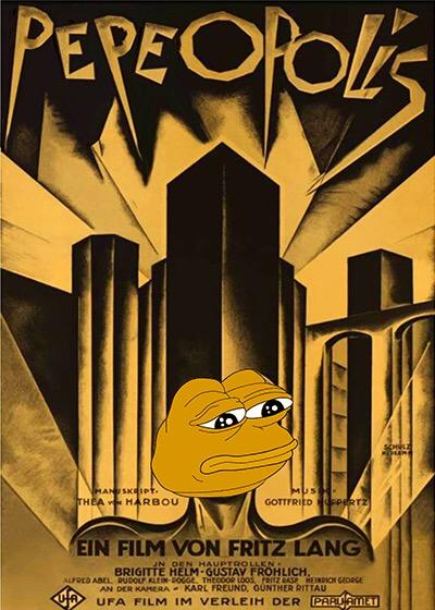 Rare Pepe - PEPEOPOLIS