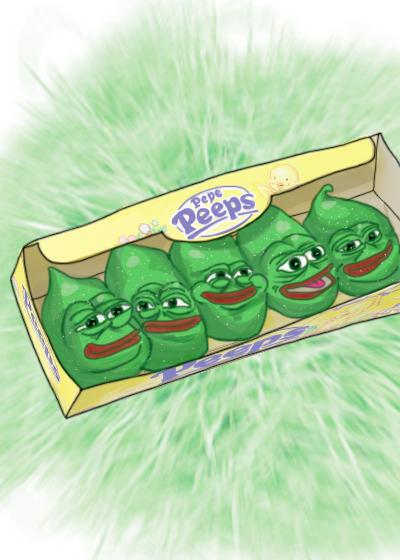 Rare Pepe - PEPEPEEPS