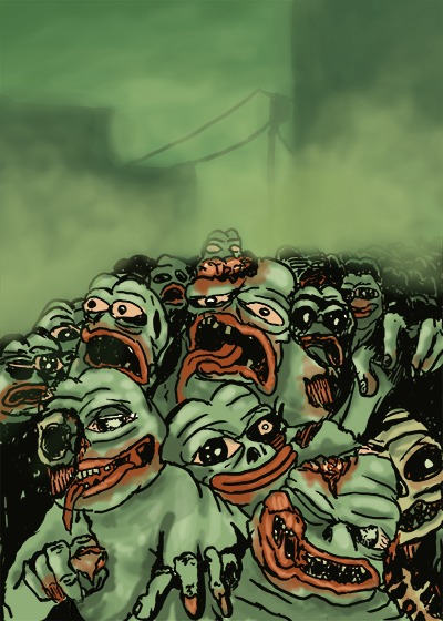 Rare Pepe - PEPESKEK