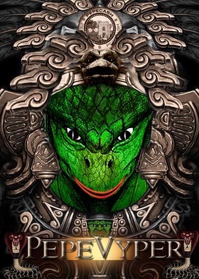 Rare Pepe - PEPEVYPER
