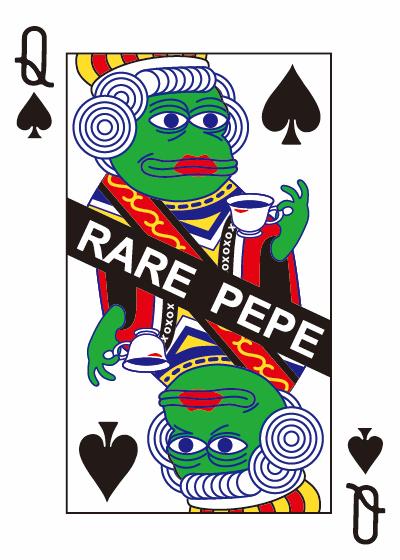 Rare Pepe - QQPEPE