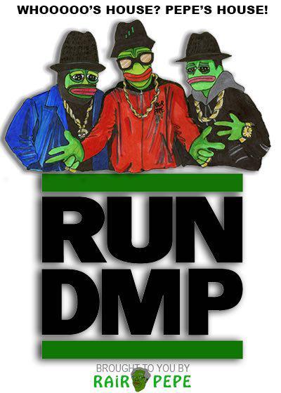Rare Pepe - RUNDMP