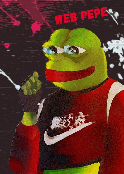 Rare Pepe - WAYPEPE