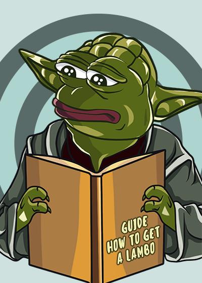 Rare Pepe - YODAPEP
