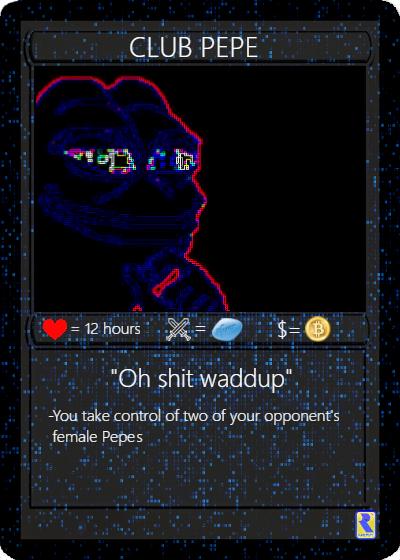 Rare Pepe - CLUBPEPE