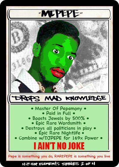 Rare Pepe - MCPEPE