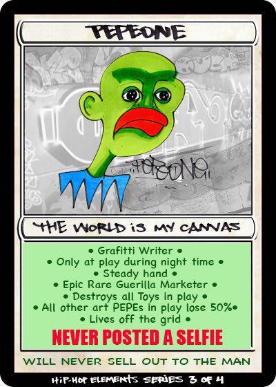 Rare Pepe - PEPEONE