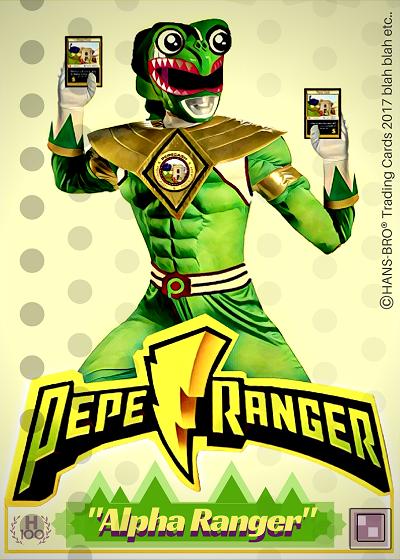 Rare Pepe - PEPERANGER