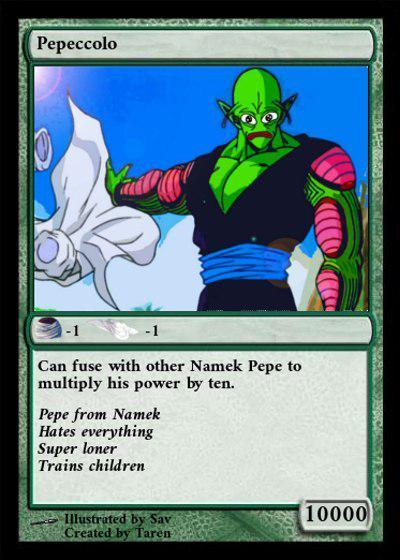 Rare Pepe - PEPECCOLO