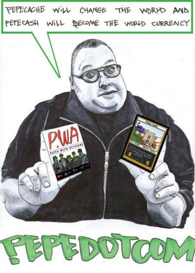 Rare Pepe - PEPEDOTCOM