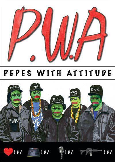 Rare Pepe - PWAPWAPWAPWA