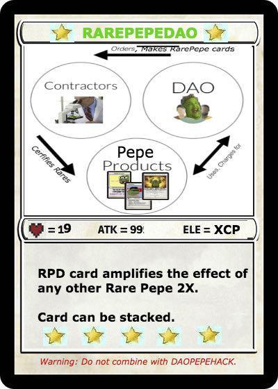 Rare Pepe - RAREPEPEDAO