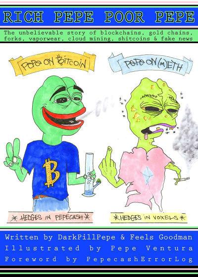Rare Pepe - RICHPEPEPOOR