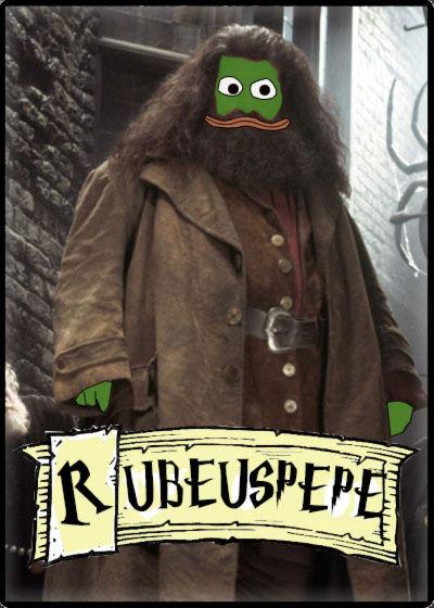Rare Pepe - RUBEUSPEPE