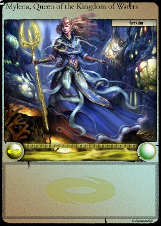 Spells of Genesis - TRIDENTQUEEN