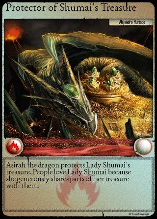 Spells of Genesis - SHUMAICARD