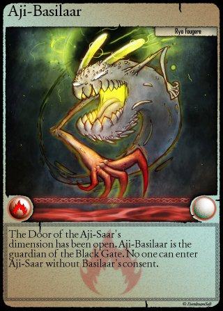 Spells of Genesis - XAJIBASILAAR