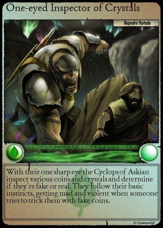 Spells of Genesis - CYCLOPSCARD